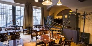 The Cellar Door, Entire restaurant