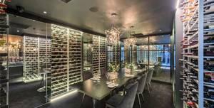 Gaucho Broadgate, Wine Room