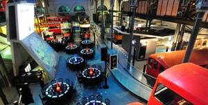 London Transport Museum, Museum galleries