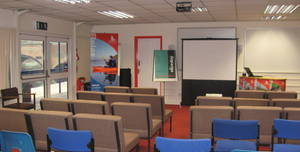 Leicester Outdoor Pursuits Centre, Riverside Room