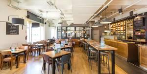 All Bar One Canary Wharf, The Bar