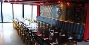 Sushisamba, Lounge