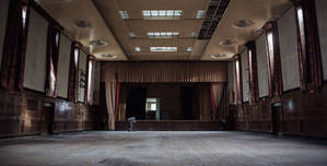 Hornsey Town Hall Arts Centre, The Main Hall