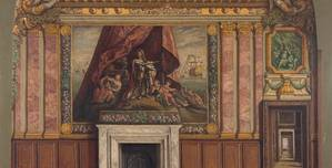 Hampton Court Palace, Queen's Drawing Room