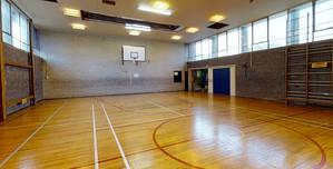 Cherwell School, Gym 2