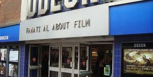 Odeon Oxford George St, Screen 3