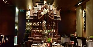 Patara Fine Thai Restaurant Soho, Exclusive use