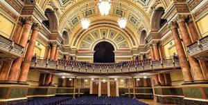 Leeds Town Hall, The Victoria Hall