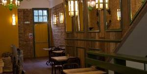 Cafe Zee, Entire Venue