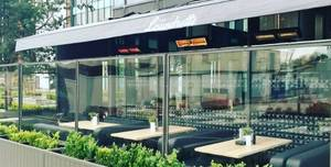 The Laundrette Manchester, Exclusive Outdoor Terrace