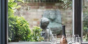 Brasserie Blanc Oxford, Private salon