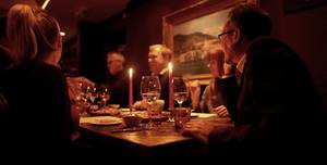 Salvador Amanda Bloomsbury, Meze Bar Dining Room
