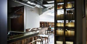 Library, Mezzanine 1