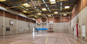 Matthew Arnold School, Sports Hall