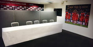 Southampton Football Club, Press Conference Room