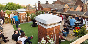 Belgrave Music Hall and Canteen, Roof Terrace