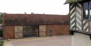 Blakesley Hall, Barn