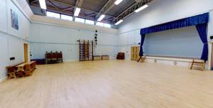 Sandhills School, Main Hall
