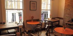 Arancina Notting Hill, Upstairs Room