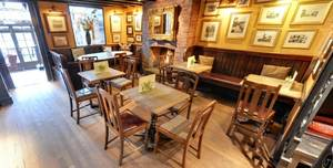 The Dove, Seating Area