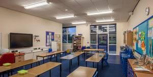 New Marston School, Classrooms