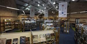 Muirhouse Library, Community Room