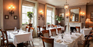 Weddings at The Thomas Cubitt, The First Floor Dining Room