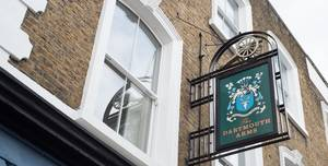 The Dartmouth Arms, Exclusive Hire