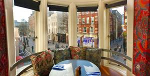 Nags Head, Covent Garden, Upstairs