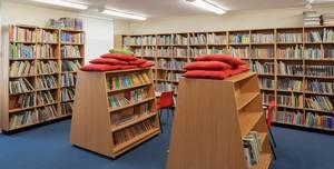 St Ebbe's School, Library