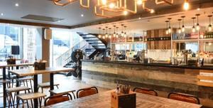Tank & Paddle Bishopsgate, Main Bar Downstairs