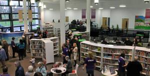 Drumbrae Library Hub, Community Room