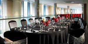 London Marriott Hotel Canary Wharf, Mezzanine Restaurant