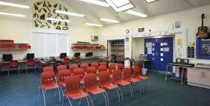 Langtree School, Music Room
