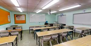 Cherwell School, Classrooms