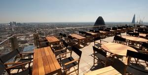 Sushisamba, East Side Terrace