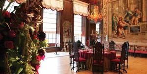 Hampton Court Palace, King's Eating Room