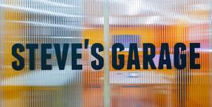 Huckletree West, Steve's Garage Meeting Room