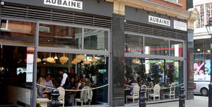 Aubaine Kensington, Exclusive Hire
