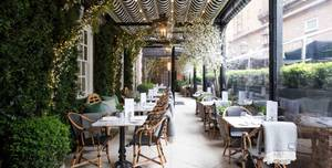 Dalloway Terrace, Private Dining Room