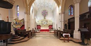 St Marks Church Regents Park, St Mark's church interior