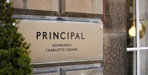 The Principal Edinburgh Charlotte Square, Christmas Party Lunches
