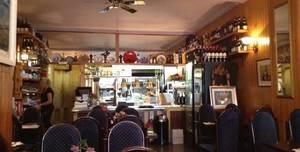 La Lanterna Italian Restaurant, Dining Room