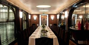 Savoy Grill, D'oyle Carte Room