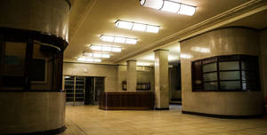 Hornsey Town Hall Arts Centre, The Foyer & Grand Staircase