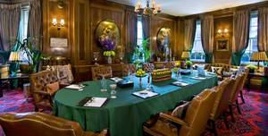 The Chesterfield Mayfair Hotel, The Library