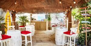 The Montague On The Gardens, The Beach Bar