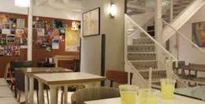 Flatplanet, Cafe