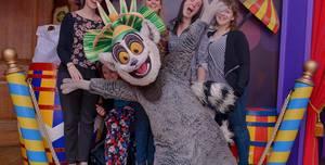 Shreks Adventure - London, Arrivals Hall