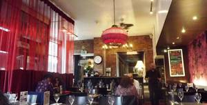Ning Manchester, Restaurant